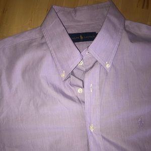 Ralph Lauren Pastel Dress Shirt